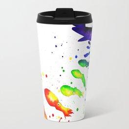 squid attack Travel Mug