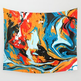 Magic Marble 1 Wall Tapestry