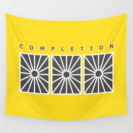 COMPLETION Wall Tapestry