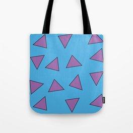 Rocko's Triangles Tote Bag