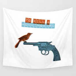 To Kill a mocking bird Wall Tapestry