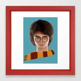 Pottermort Framed Art Print