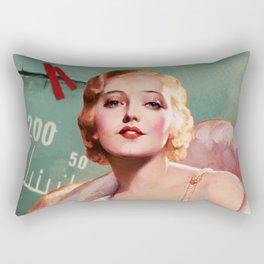 Old Age Aviation Rectangular Pillow