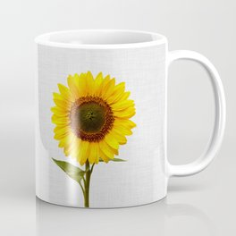 Sunflower Still Life Coffee Mug