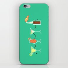 Cocktails! iPhone Skin