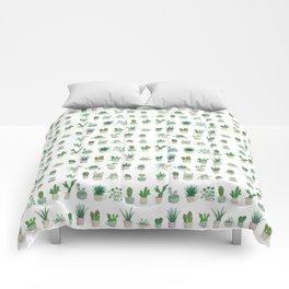 Tiny garden Comforters