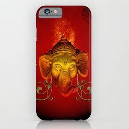 The god Ganesha iPhone Case