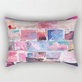 482 = Abstract Collection Rectangular Pillow