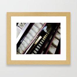 Stairs #1 Framed Art Print
