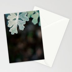 Greens and Browns Stationery Cards