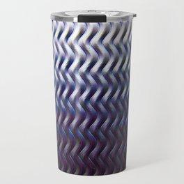 Steel Plated Travel Mug