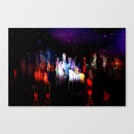 there Canvas Print