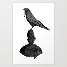 Nevermore. Art Print