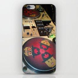 DJ DOPENESS iPhone Skin