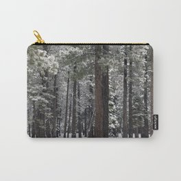 Winter Forest - Carol Highsmith Carry-All Pouch