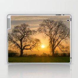 Winter Sunrise 3 Laptop & iPad Skin