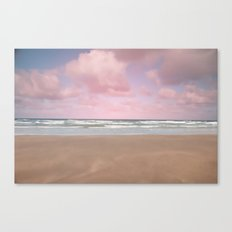Vintage Ocean Canvas Print