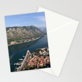 Kotor bay Stationery Cards