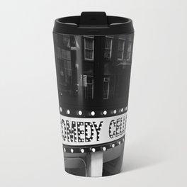 New York Comedy Cellar Travel Mug
