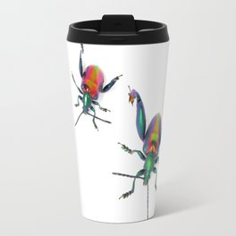 Frog-legged Pair Travel Mug