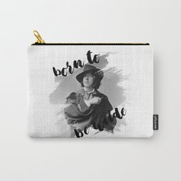 Born to be Wilde Carry-All Pouch