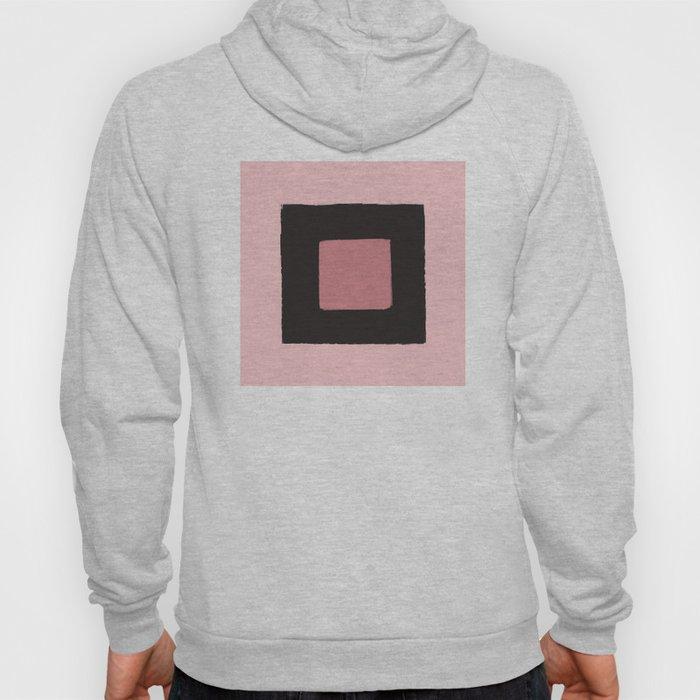 Pink Abstract II Hoody