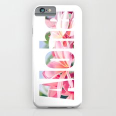 Aloha white Slim Case iPhone 6