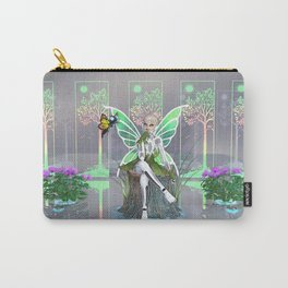 Tinkerbot and the Digital Forest Carry-All Pouch