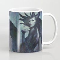 wicked Mugs featuring Wicked by Artgerm™