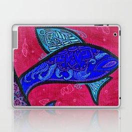 FISH2 Laptop & iPad Skin