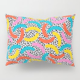 I Love Memphis Patterns Pillow Sham