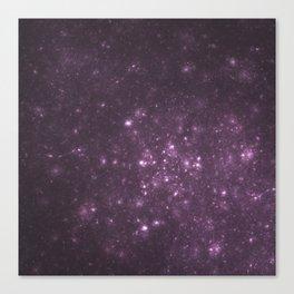 Purple Galaxy of Sir Douglas Fresh Canvas Print