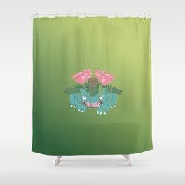 venusaur Shower Curtain