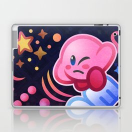 Kirby Beam Laptop & iPad Skin