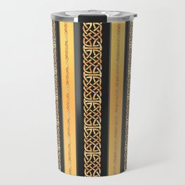 Viking gold Travel Mug