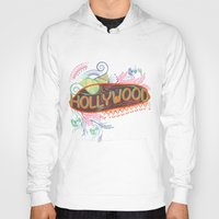 decorative Hoodies featuring Decorative Typographic by famenxt