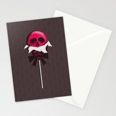 Sweet Death Stationery Cards