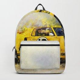 GT40 1967 Backpack