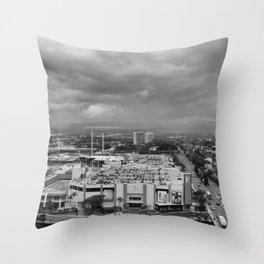 Pacific Fair Broadbeach Throw Pillow