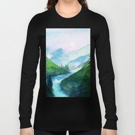 Mountain River Long Sleeve T-shirt