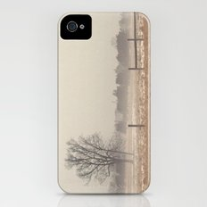 Winter Landscape Slim Case iPhone (4, 4s)