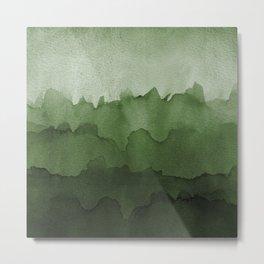 Pine Wash Metal Print
