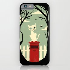 Let's meet at the red post box Slim Case iPhone 6s