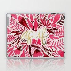 As If – Pink & Gold Laptop & iPad Skin