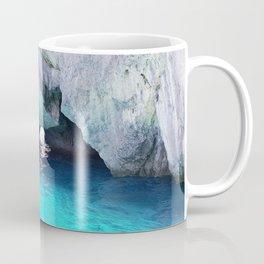 Capri Blue Grotto Coffee Mug