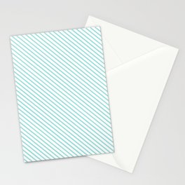 Limpet Shell Stripe Stationery Cards