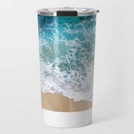 Ocean Waves I Travel Mug