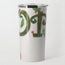 Hope for the Holidays Travel Mug