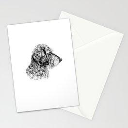 Teckel Stationery Cards