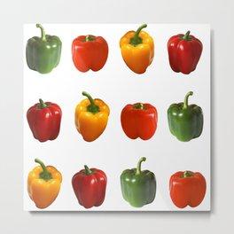 Sargent Pepper Club Metal Print